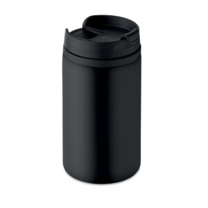Termo puodelis su logo