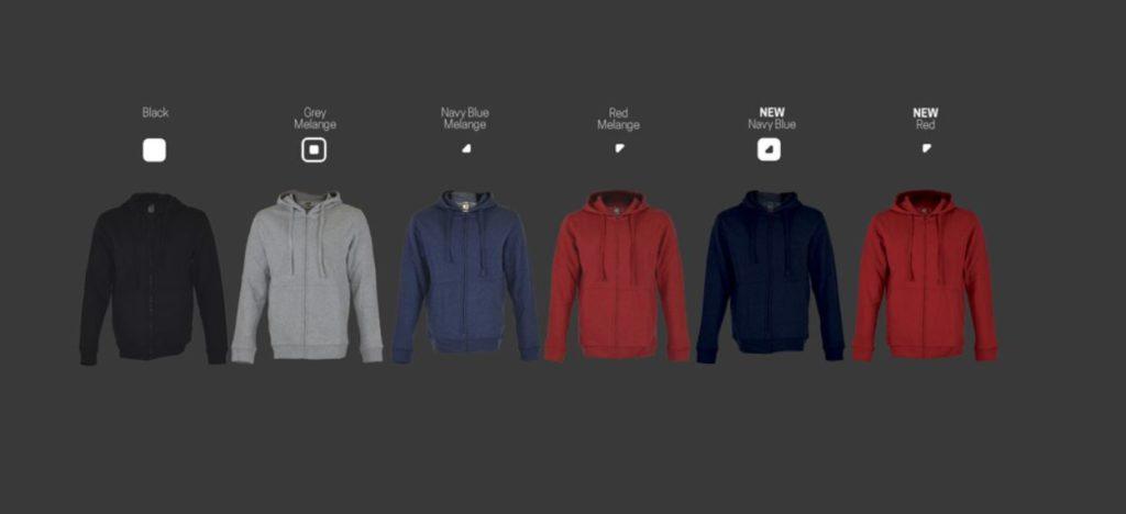 Džemperis su logotipu