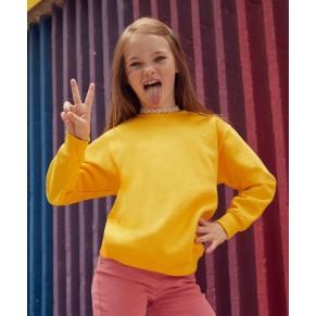 Vaikiškas džemperis be kapišono Classic Kids Set-In Sweat